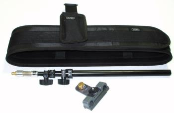 DVTEC universelle 15mm Rod Hüftstütze