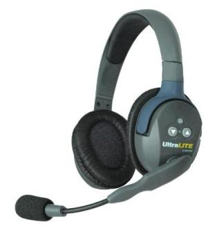 EARTEC UltraLITE HD Remote Double Headset ULDR-HD