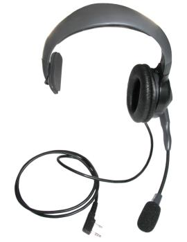 EARTEC MAX 4G SINGLE Kopfhörer-Mikrofon Headset