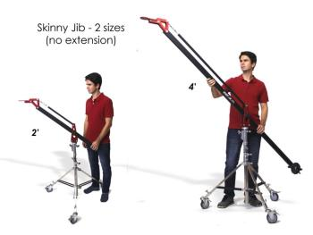 EZFX Skinny Jib - Kamerakran für leichte Kameras
