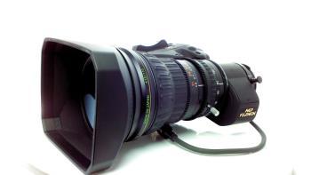 Fujinon Objektiv ZA17x7.6BERM-M58H - wie Neu