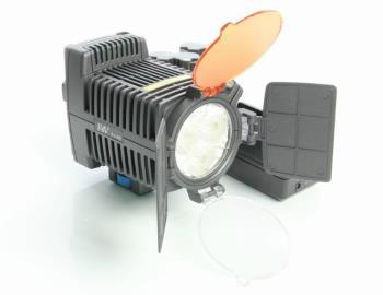 LED Kameraleuchte im SET mit 2 x Akku und Ladegerät F-V R-3