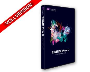Grass Valley EDIUS Pro 9 Vollversion