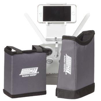 Hoodman HAV6PKIT Sonnenschutzblende für das IPhone 6 Plus und Aviator Drone