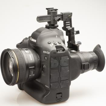 Hoodman Sucherlupe - DSLR Live view Cinema Kit Pro HLVC