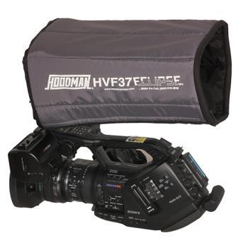 Hoodman HVF37 Blendschutz für 3 bis 7 Zoll Monitore und Sucher