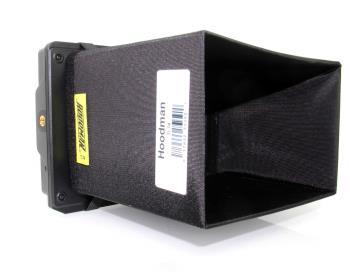 Hoodman TVLogic Hoods 7 Zoll  TL74 LCD Sonnenblende Blendschutz
