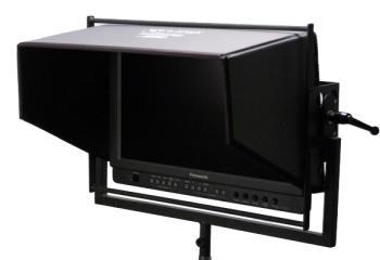 Hoodman H-1700 LCD Sonnenblende Blendschutz Panasonic BT-LH1700