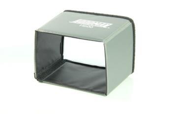 Hoodman H-600 LCD Sonnenblende Blendschutz