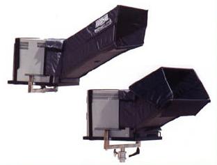Hoodman H-1214 LCD Sonnenblende Blendschutz