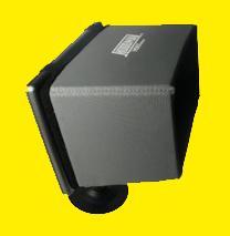 Hoodman H-900 Short LCD Sonnenblende Blendschutz