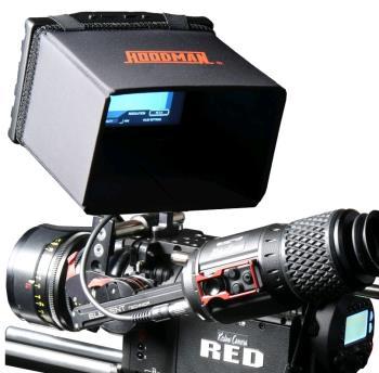 Hoodman HRT9 LCD Sonnenblende Blendschutz für RED 9 Zoll Monitor