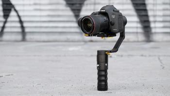 3 Achsen GIMBAL für DSLR Kameras IKAN EC1 Modell 2017