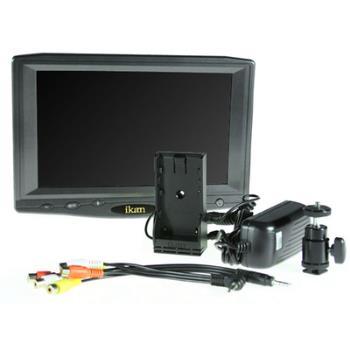 IKAN VH7e HDMI LCD Monitor 7 Zoll DeLuxe KIT