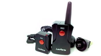 Lanparte LANC-02 drahtlose Fernbedienung für LANC