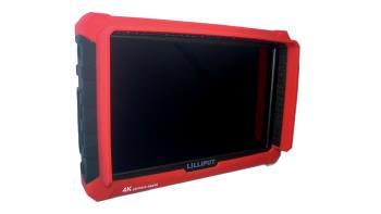 Lilliput A7S 4K fähiger HDMI Monitor 7 Zoll mit Full HD Panel