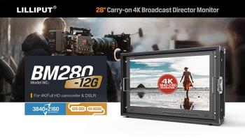 Lilliput 23.8 Zoll 12G-SDI 4K Monitor 3840x2160 Pixel BM230-12G