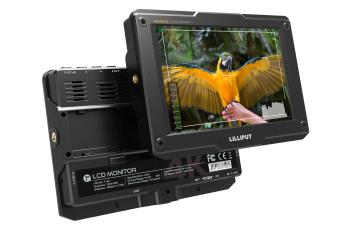 Lilliput H7 7 Zoll 4K fähiger HDMI Monitor High Brightness 1800 nits