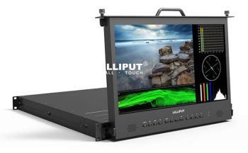 Lilliput RM-1730S 17.3 Zoll Monitor Rackmount
