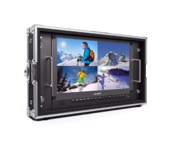 Lilliput 15.6 Zoll 4K Monitor mit 4 x HDMI SDI VGA bis 3840x2160 50Hz BM150-4K