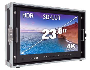 Lilliput 23.8 Zoll 4K HDR Monitor BM230-4KS