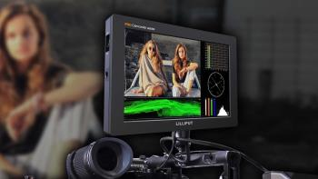 Lilliput Q7 PRO HD-SDI HDMI Monitor 7 Zoll Full HD Panel