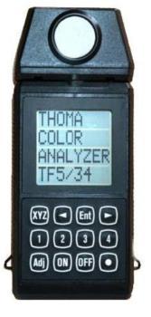 THOMA Color Analyzer TF5 Gebrauchtgerät
