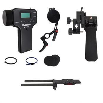 VariZoom VZEFZPGX Hinterkamerabedienung Set für Sony PMW-300/200/160/EX1/EX3