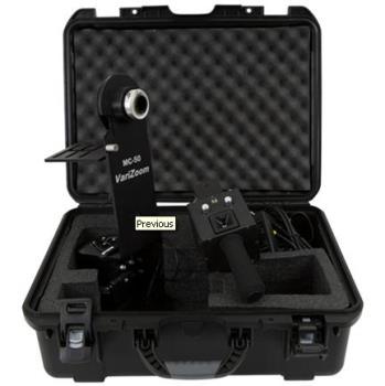 VariZoom VZMC50 Schwenk- NeigeKopf für Kamera bis 5.5 Kg