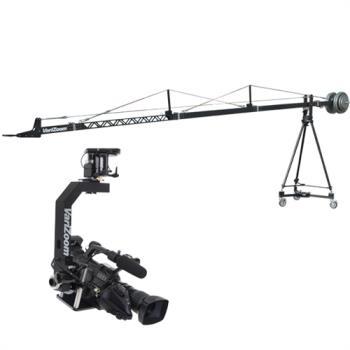 VariZoom VZSNAPCRANE16-100 Kamerakran 5.3 Meter und RemoteHead