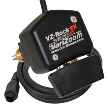 VariZoom VZROCKEX Hinterkamerabedienung Sony EX, PMW und PXW-X200