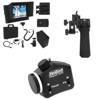 VariZoom VZUSPG-PZFIHD Hinterkamerabedienung MonitorSet Panasonic