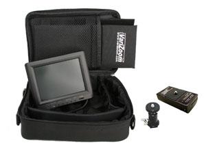 VariZoom VZTFT5.6KIT - Videomonitor 5.6 Zoll und Akkusystem