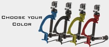 VariZoom StealthyGo Kamerastabilisierung für GoPro und Handy