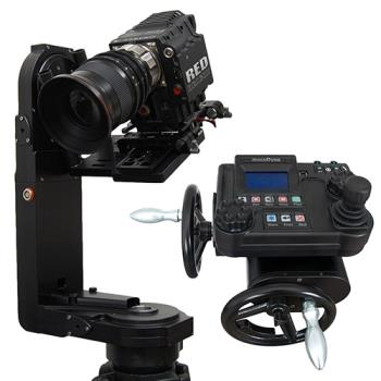 VariZoom VZCINEMAPRO-JR-K1 Remote Head mit Wheels