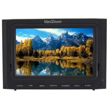 VariZoom VZM5 - 5 Zoll HDMI Monitor 800x480 Pixel mit Pixelzoom und Peaking
