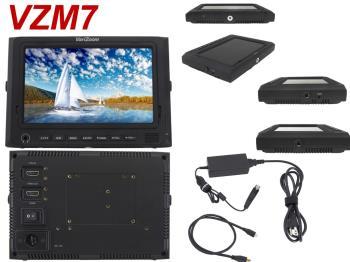 VariZoom VZM7 Zoll HDMI Monitor 1024x600 pixel