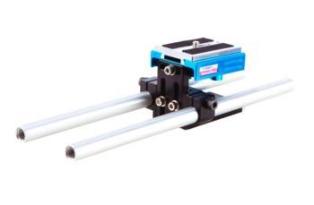 Wondlan Rod-System mit Montageplatte PS28 für DSLR und Video