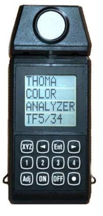 Foto THOMA Color Analyzer TF5 Gebrauchtgerät