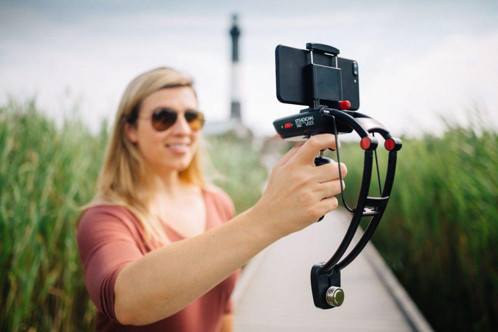 Artikelfoto Tiffen Steadicam Volt für Smartphone und GoPro
