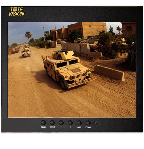 Foto ToteVision LED-1003HD Field Monitor w/ BNC IN/OUT