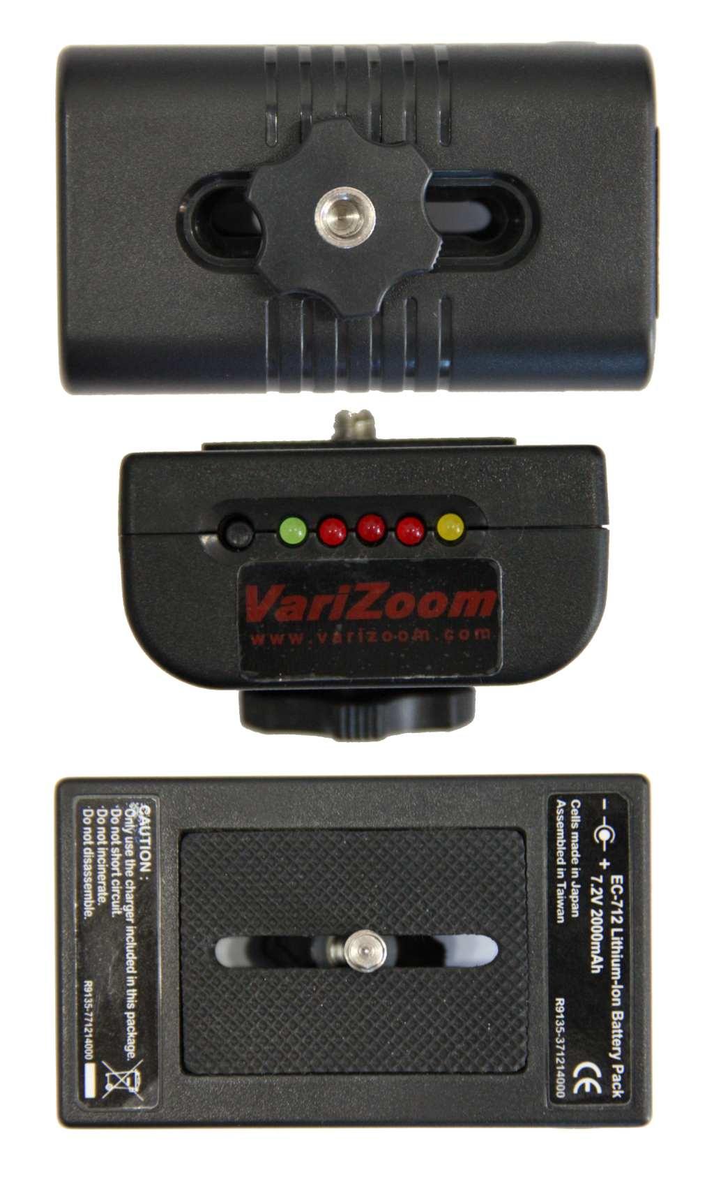 Artikelfoto VariZoom VZB72 - Monitorakku für 702M Kit
