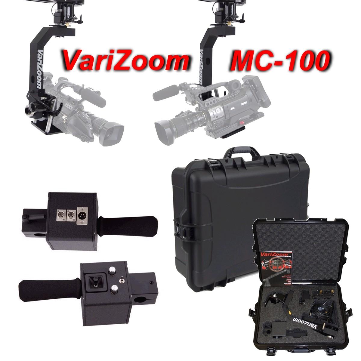 Foto VariZoom VZ-MC100 Schwenk-/Neigekopf für Kameras bis 15Kg