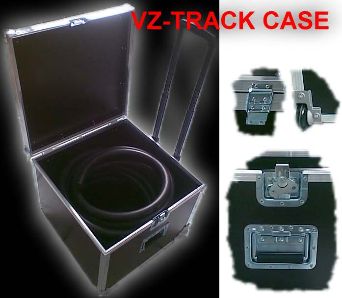 Foto VariZoom VZTRACK-CASE - Transport Flightcase zu VZTRACK Schienen