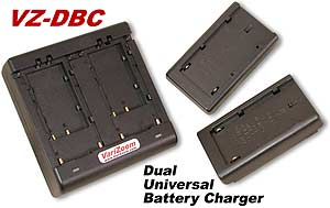 Foto VariZoom VZ-DBC Dual Battery Charger