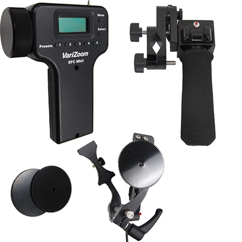 Artikelfoto 1 VariZoom VZ-EFZ-PGC Hinterkamerabedienung Set für Canon Broadcast