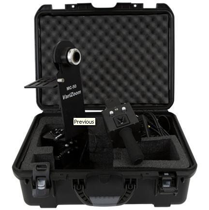 Artikelfoto 1 VariZoom VZMC50 Schwenk- NeigeKopf für Kamera bis 5.5 Kg