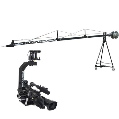 Artikelfoto VariZoom VZSNAPCRANE16-100 Kamerakran 5.3 Meter und RemoteHead