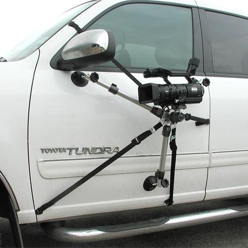 Artikelfoto VariZoom VZAUTORIG Fahrzeug Stativ KFZ Halterung für Kamera