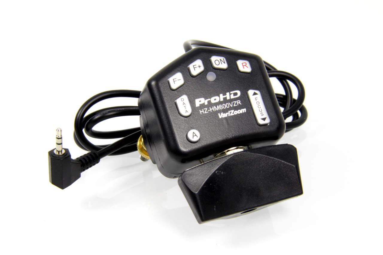 Artikelfoto Varizoom VZROCK-J600 HZ-HM600VZR Hinterkamerabedienung für JVC LANC